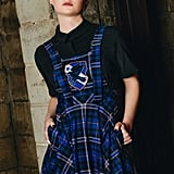 Harry Potter Tartan Ravenclaw Apron Dress