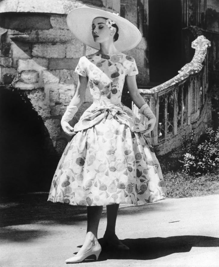 Audrey S Style Was Very Feminine Chic And Typically