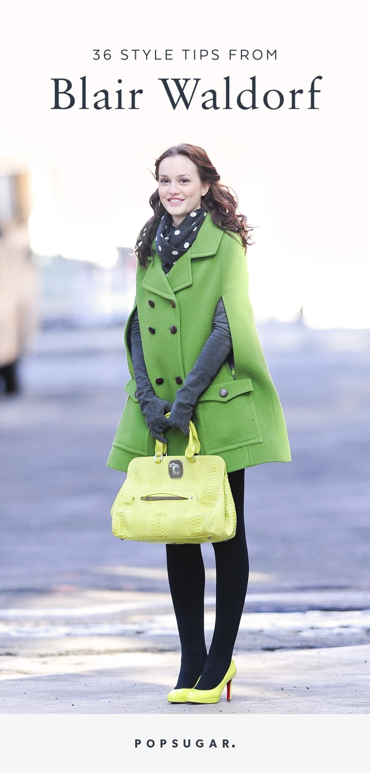Blair Waldorf\u0027s Best Style