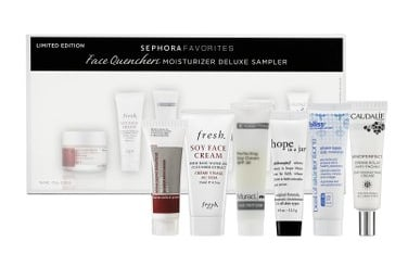 Tuesday Giveaway! Sephora Face Quenchers Moisturizers Deluxe Sampler