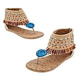 Disney Moana Costume Sandals