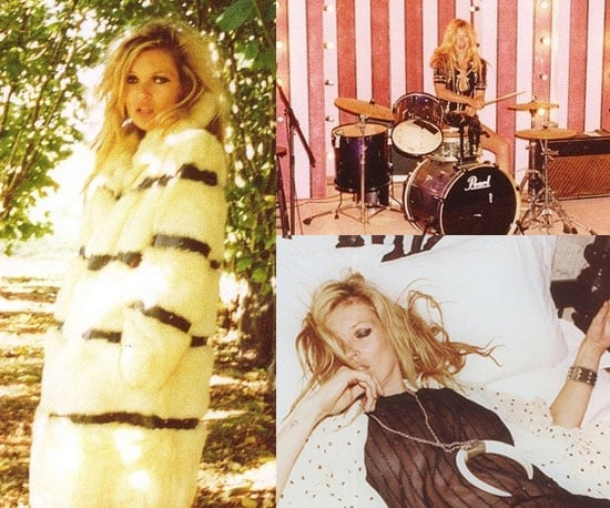 See Kate Moss Hanging At Home Kate Moss Shot By Juergen