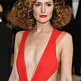 Rose Byrne at the Met Gala