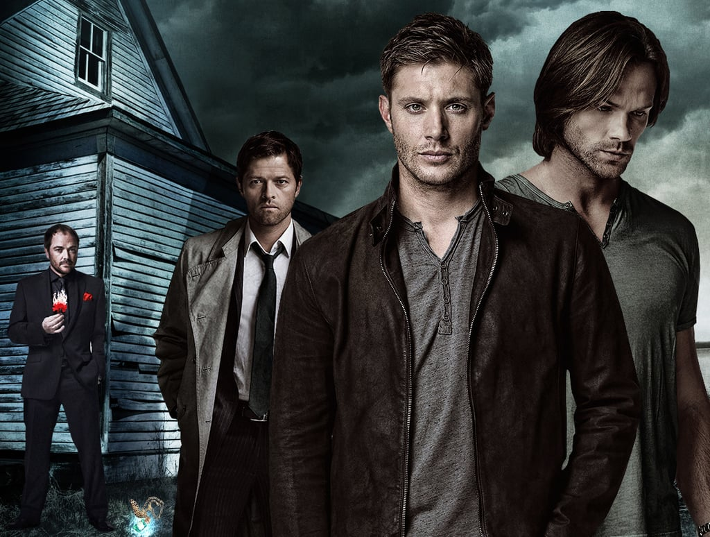 the demon-fighting gang in supernatural | group halloween costumes
