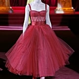 Emilia's Dress on the Dolce & Gabbana Fall/Winter 2019-2020 Runway