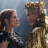 Sara and Ravenna From The Huntsman: Winter's War