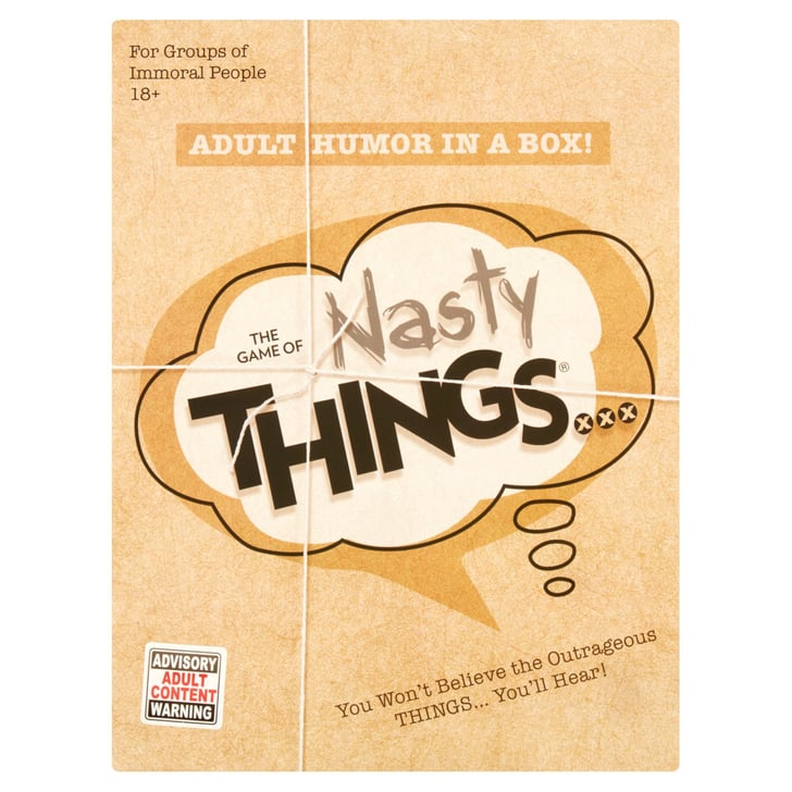 The Game of Nasty Things . . . | Funny Games For Adults ...