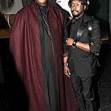 Why So Serious, André Leon Talley and will.i.am?