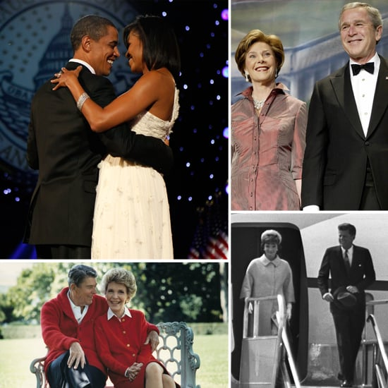 US Presidents on Loving Their First Ladies