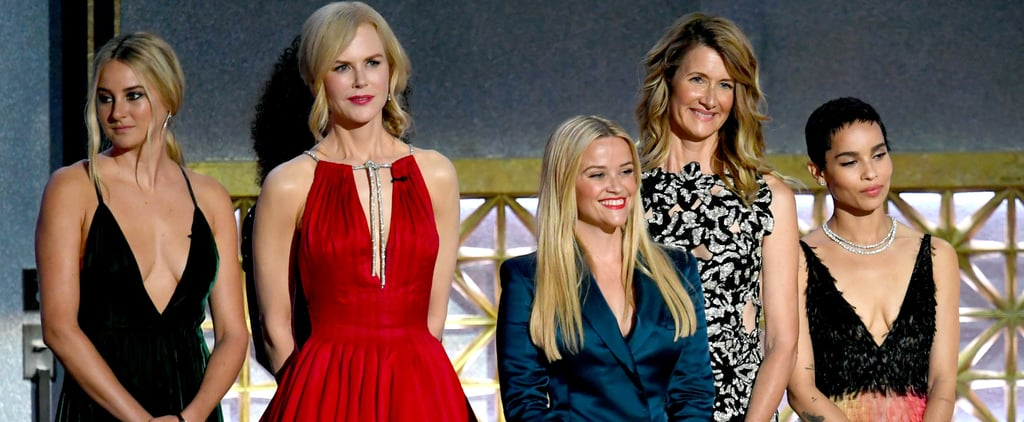 The Big Little Lies Cast Looks So Good at the Emmys, They'd Probably Get Away With Murder