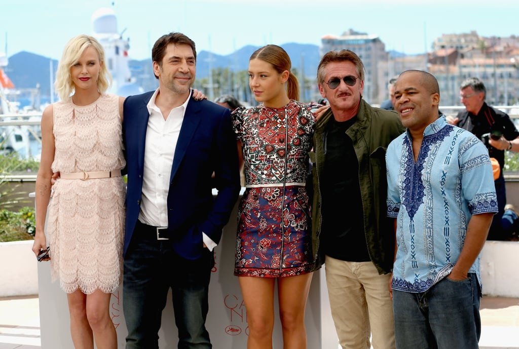 Charlize Theron and Sean Penn at Cannes Film Festival 2016