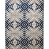5'x8' Contemporary Area Rug ($160)