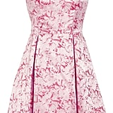 F&F Signature floral jacquard dress (£40)