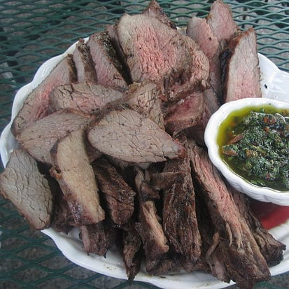 Grilled Meat and Seafood Recipes