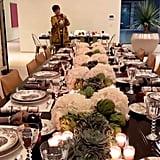 Kardashian-Jenner Family Thanksgiving Pictures 2018