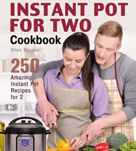 "Instant Pot Cookbook Cover Reactions to Men ""Helping"" Women"
