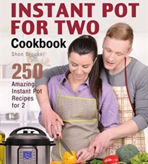 Instant Pot Cookbook Covers : Instant pot cookbook cover reactions to men quot helping