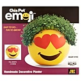 As Seen on TV Chia Pet Heart Eye Emoji