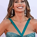 Sofia Vergara wore a Zuhair Murad gown at the 2012 Emmys.