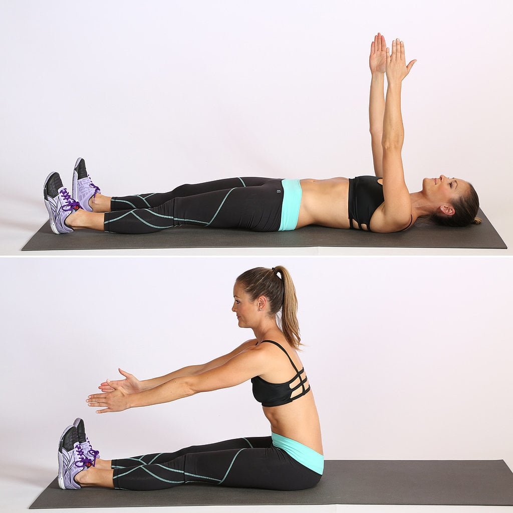Straight-Leg Sit-Up