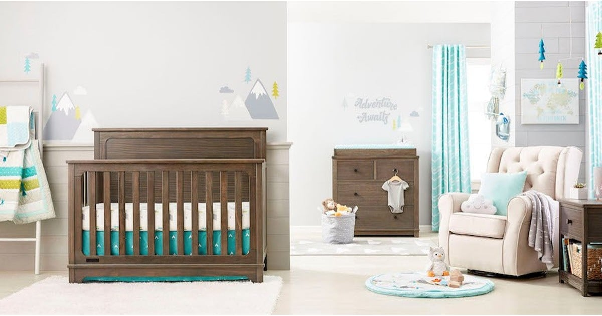 Target 39 S Cloud Island Baby Decor Collection Popsugar Home