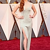 Sophie Turner at the Academy Awards in 2016