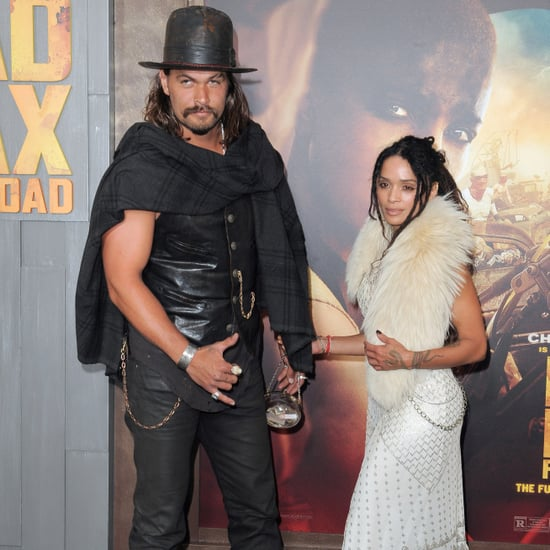 Photos of Jason Momoa Looking Huge