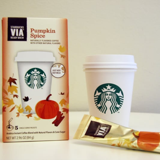 Via Ready Brew Pumpkin Spice Review