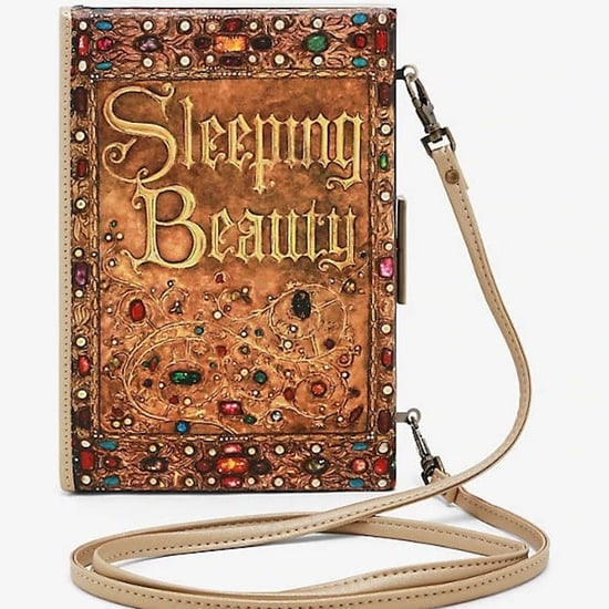 This Sleeping Beauty Clutch Looks Just Like the Storybook
