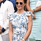 Pippa Middleton in an Anna Mason Dress