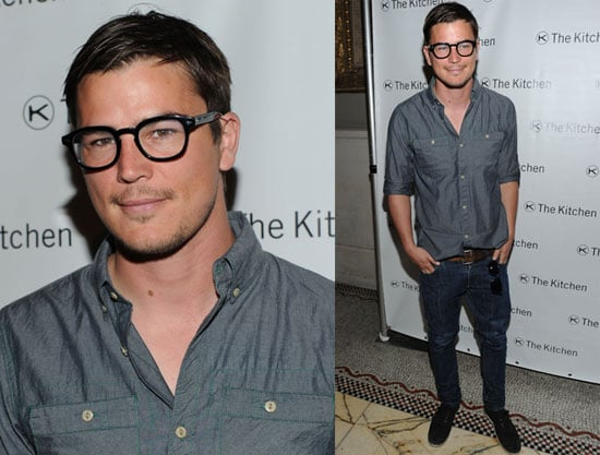 Pictures of Josh Hartnett at a Gala in NYC 2010-05-27 16:30:52