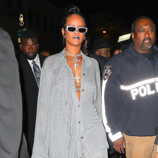Rihanna's Nina Ricci Met Gala Afterparty Look 2018