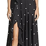 Fame and Partners The Exeter Polka-Dot Gown