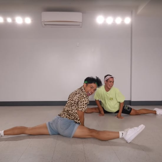 "Watch Brian Esperon's ""WAP"" Choreography Video"
