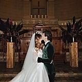 See Debby Ryan's Wedding Dress