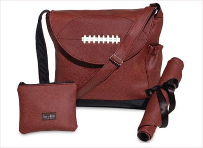 Football Diaper Bag