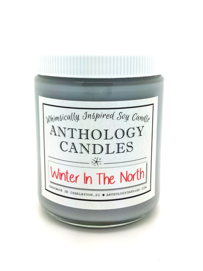 Winter in the North candle ($16) with juniper, eucalyptus, and spearmint notes