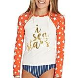 Billabong Sea Stars Rashguard Swimsuit