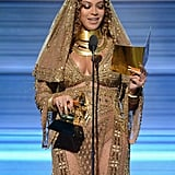 Grammys Speech Beyoncé
