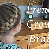 French Crown Braid