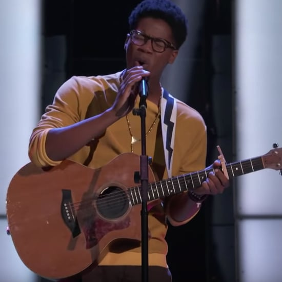 "The Voice: Thunderstorm Artis's ""Blackbird"" Audition Video"
