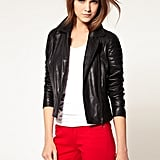 Best Basics: Leather Jacket