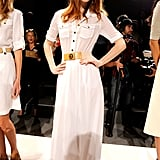 Spring 2011 New York Fashion Week: Tory Burch 2010-09-15 10:03:45