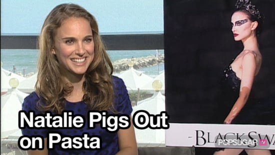 Video of Natalie Portman Talking About Diet and Training For Black Swan