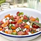 Watermelon-Tomato Salad With Feta