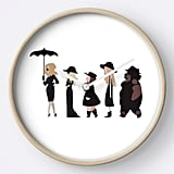Coven's Day Out Clock