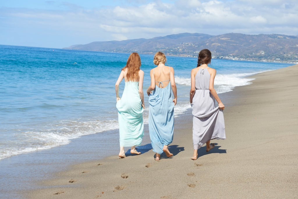 Breezy Bridesmaid Dresses