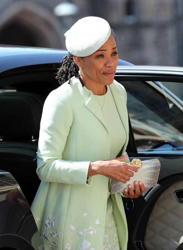 والدة ميغان ماركل ستقضي عيد الميلاد مع العائلة الملكية
