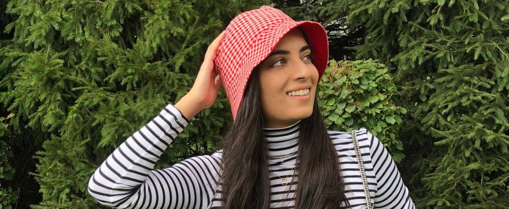 How to Wear a Bucket Hat