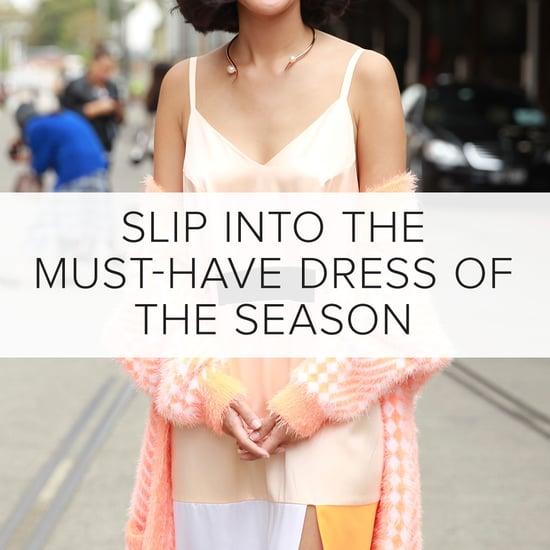 Spring 2014 Dress Trend | Slip Dresses